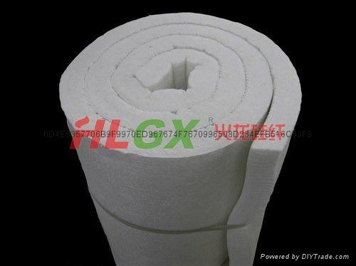 管道保温材料陶瓷纤维甩丝毯 5