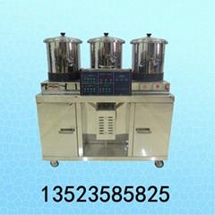 河南科源全自动中药煎药机包装机常温常压3+1