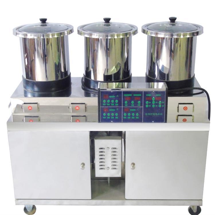 河南科源全自动中药煎药机包装机常温常压3+1 3