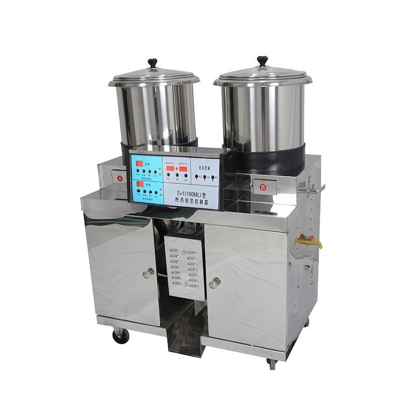 河南科源全自动中药煎药机包装机常温常压2+1 3
