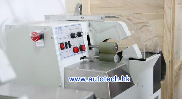 Harness automatic winding machine