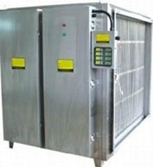 食品加工厂有机废气处理设备