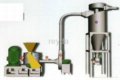 Dyestuff auxiliary non-metal plastic rubber Micronizer Ultra-Micro Pu  erizer