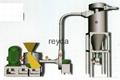 foodstuff forage potato herb medicine micro super fine Turbine jet  mill grinder 2