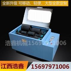 貴州貴陽生產XMB三輥四筒棒磨機 單筒或多筒研磨機生產線