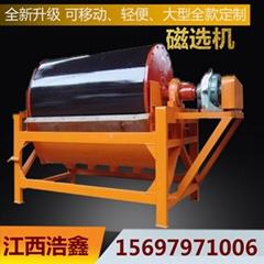 干式 濕式磁選機鈦鐵礦強磁磁選設備