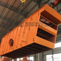 直线振动筛煤矿选煤筛分机沙石分级机