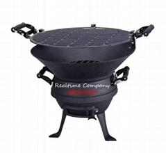Cast Iron Barbecue grill