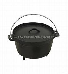 5L Cast Iron Stew Pot
