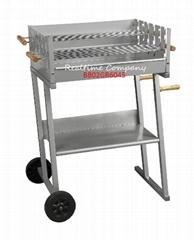 Kart Grill square barbecue
