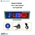 High Quality SMD single color LED DESKTOP DISPLAY 3