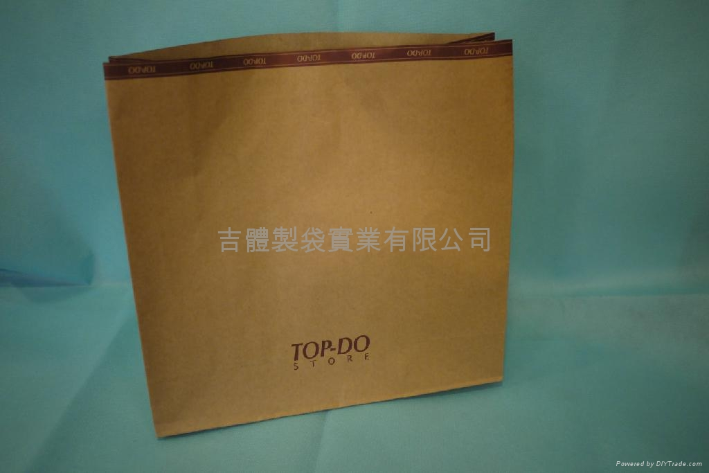 赤牛皮纸袋 / 方型纸袋