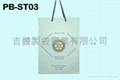 Stone paper bag