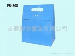 Die cut paper Bag