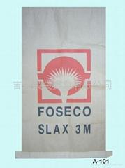 Flat Bottom-Sewn Bag