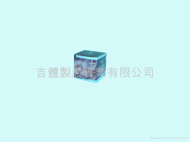 paper box for skin care