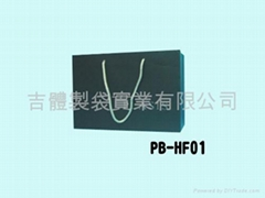 LOGO Hot stamping paper bag