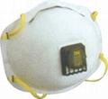 3M8515焊接防尘口罩
