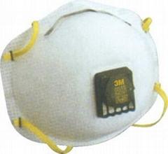 3M8515焊接防塵口罩