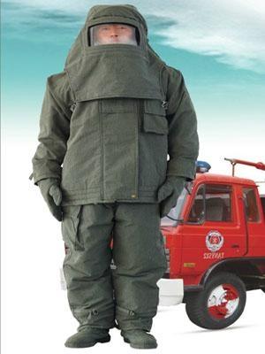 避火防護服 1