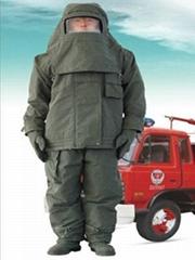 避火防護服