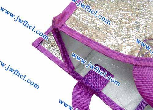 鋁膜復合珍珠棉包材料 1