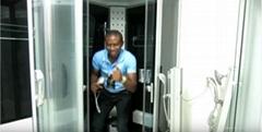 China Shower Room Manufactrurer ST-8818