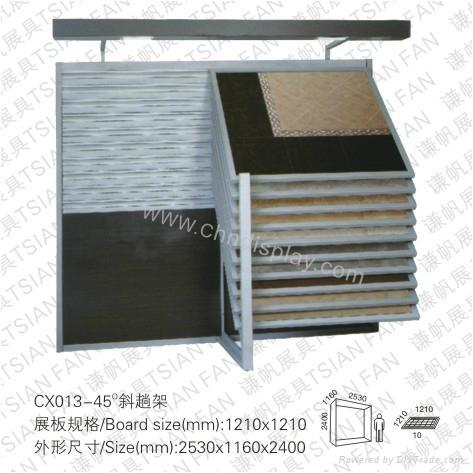 瓷磚展示架CX013 1