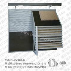 瓷砖展示架CX013
