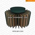 木地板展示架WF002 2
