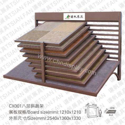 瓷磚展示架CX013 3