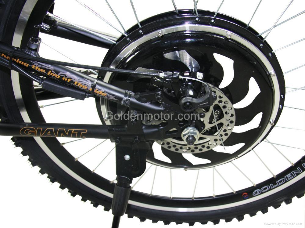 Sports Ebike Motor Power Bike Hub Motor Bike 48v 1000w