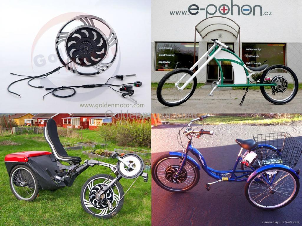 Bicycle Motor Kit Bike Electric Kit Bike Motor Kit China