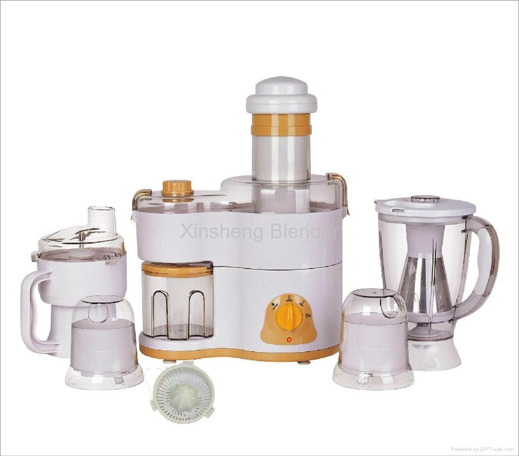 838 7 in 1 Multifunctional Blender and Juicer 1