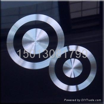 供應不鏽鋼黑鈦鐳射CD紋板 1