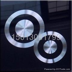 供應不鏽鋼黑鈦鐳射CD紋板