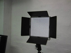 LED panel lights for film and studio