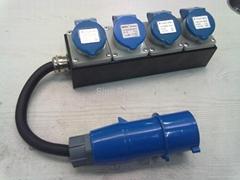 4 phase converter box