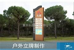 重庆道路指示牌