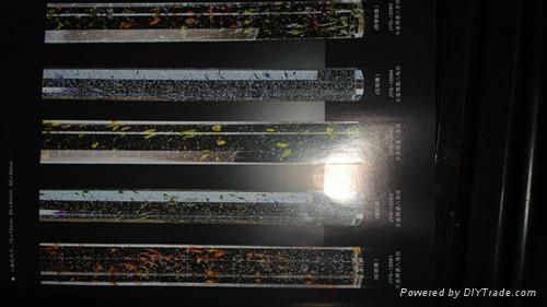 水晶氣泡柱裝潢柱羅馬柱 1