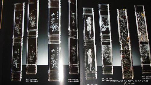 水晶氣泡柱裝潢柱羅馬柱 3