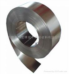 日本住友进口301超薄精密不锈钢带
