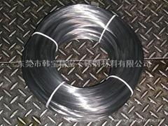 進口韓國象牌301不鏽鋼挂具線