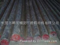 进口316L不锈钢黑皮棒