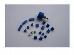 3296、3362、3323等精密玻璃釉電位器