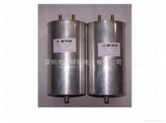 MKP-HVL型金屬化膜大容量濾波儲能電容器