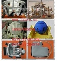 海门可拆卸仪器仪表保温加热套