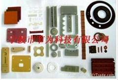硅膠模隔熱板