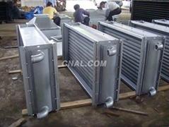 锂电池涂布机烘箱升温换热器