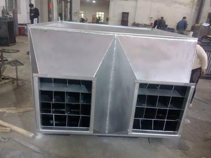 广东皮革成型烘箱加热器厂 2